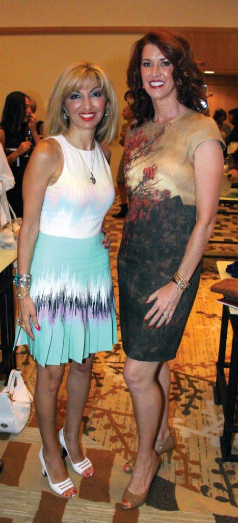 Abeer Hage and Evva Fenison.JPG