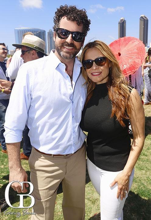 Abelardo Rodriguez and Susana Villegas