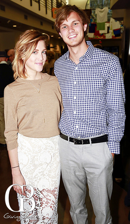 Abigail Thomas and Jeffrey Troyano