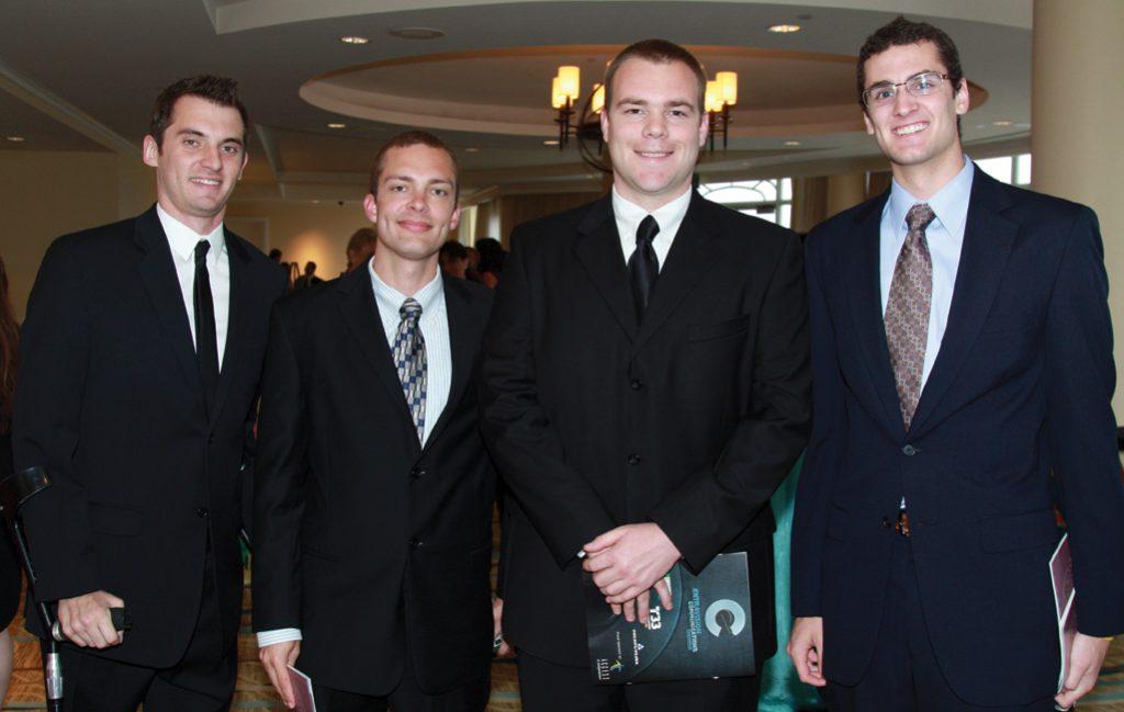 Adam Rilott, Ben Pearson, Noah Thistle and Christian Jensen.JPG