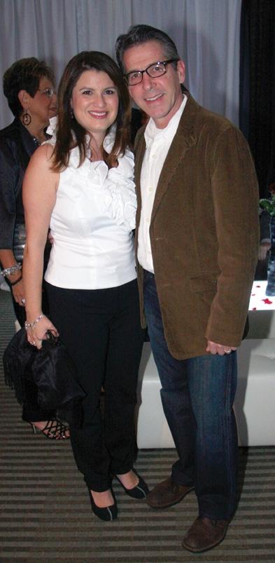 Adriana Alcaraz and Chris Stavros.JPG