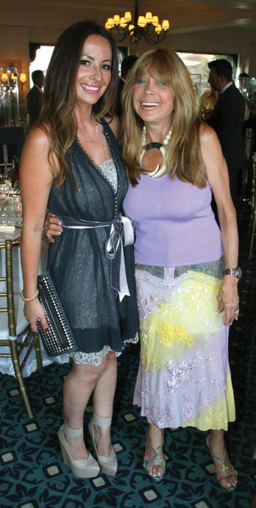 Adriana Castaldi and Sandie Ross.JPG