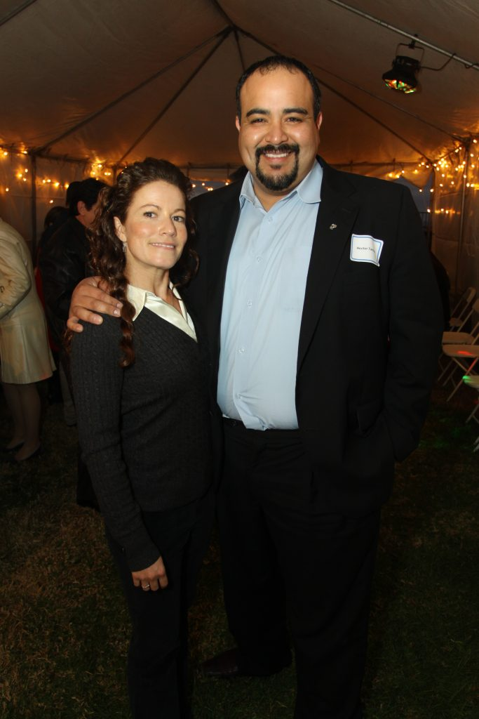 Adriana Cespedes and Hector Tamayo.JPG