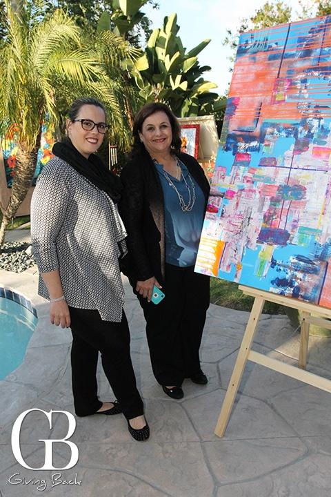 Adriana Fernandez y Patricia Gonzalez