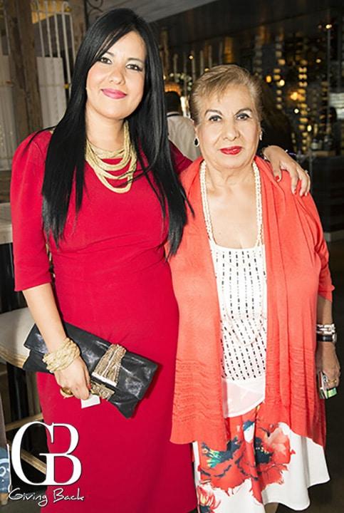 Adriana Mokhtari y Beatriz Ojeda