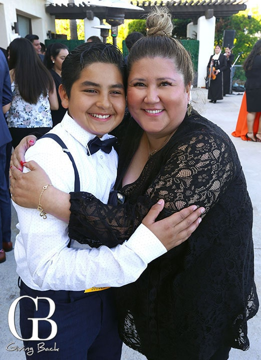 Adrien and Barbara Ybarra