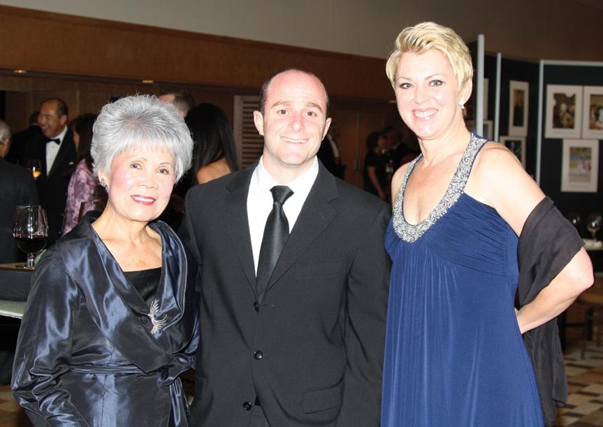 Agnes Benson, Sharmane Estolano and Peter Lococo.JPG