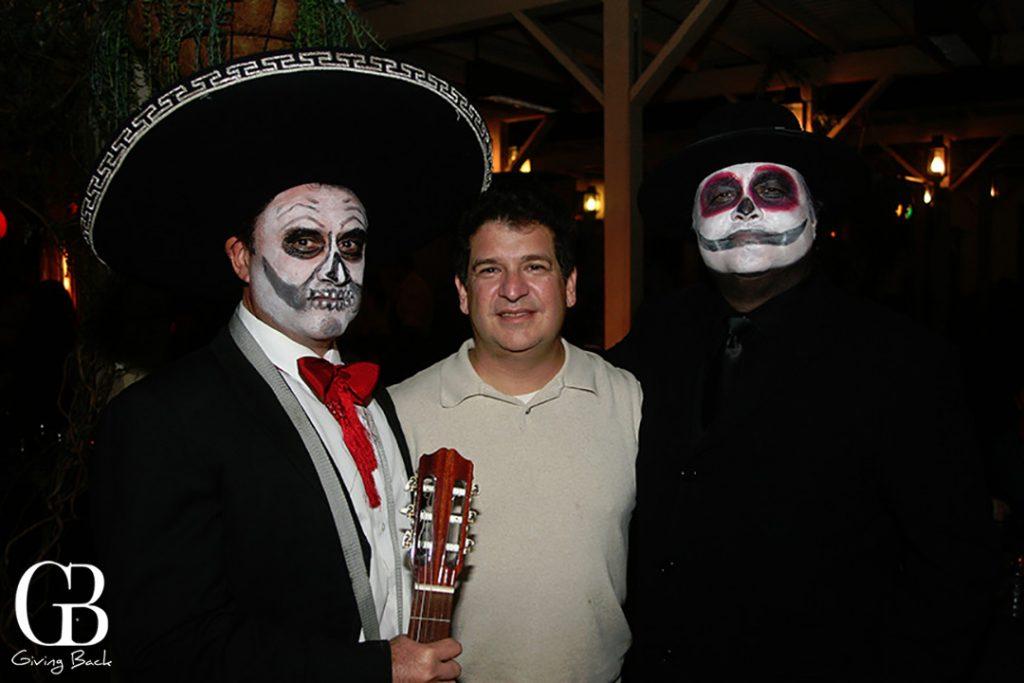 Agustin Castaneda  Joseph Julian Gonzalez and Joey Molina