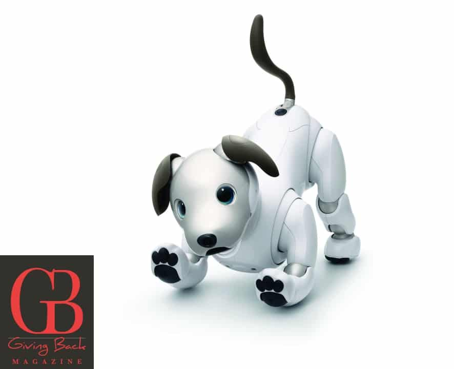 Aibo Robot Dog by Sony