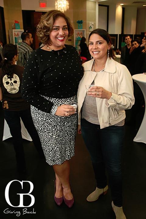 Aida Soria and Syncletica Maestas
