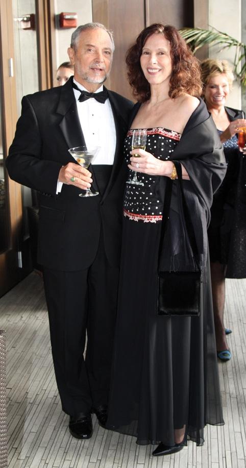 Al Williams and Patricia Ranck