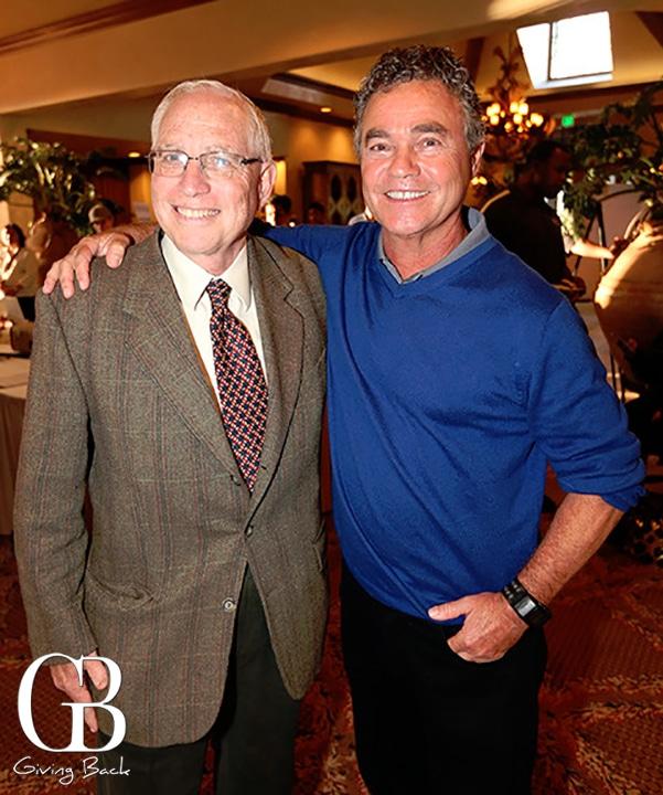Al Ray and Bob Desimone