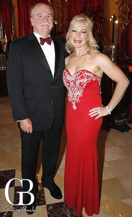 Alan and Gina Jordan