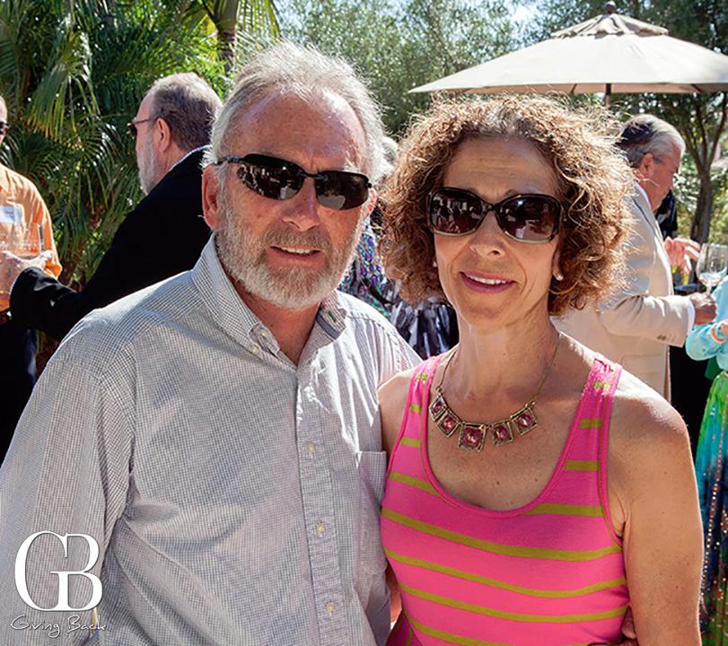 Alan and Lorna Strang