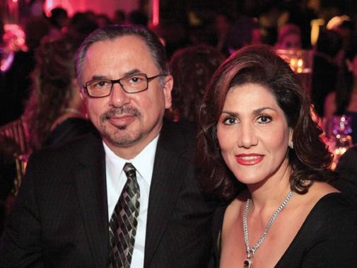 Alberto y Mayra Limon