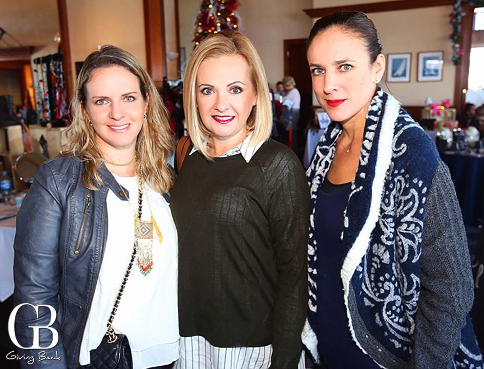Alejandra Cheikka  Alicia Corona and Alejandra Leon