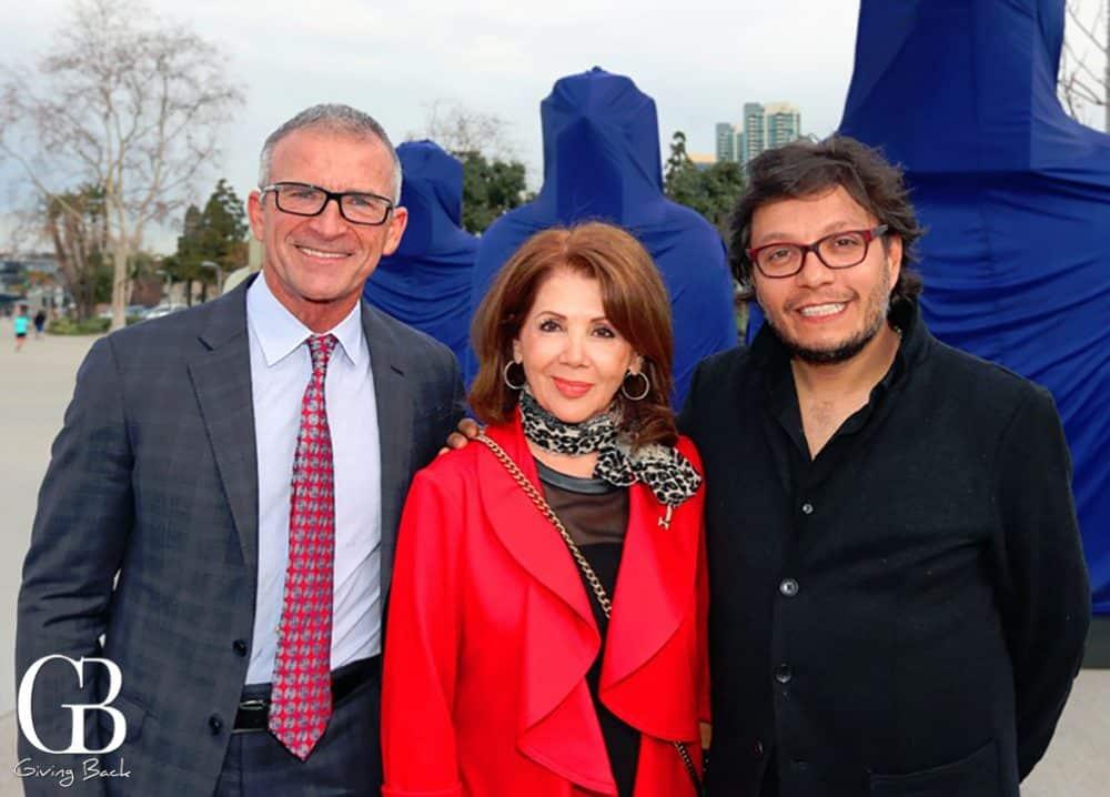 Alejandro Santander Habif  Martha Varella y Rivelino