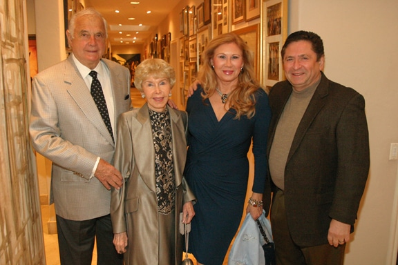 Alex Butterfield and Audrey Geisel with Colette and Ivor Royston.JPG