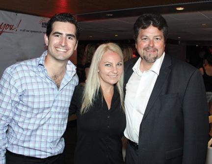 Alex Goldstein with Susie and Rick Najera.JPG