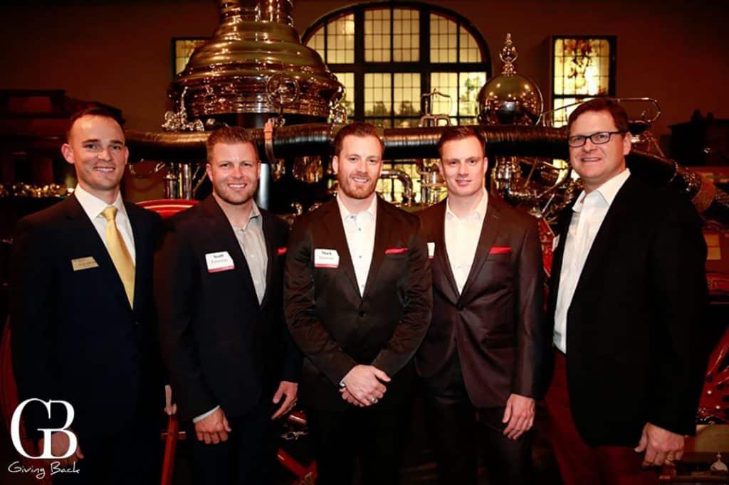 Alex Urankar  Scott  Mark and Matt Fetterman and James Bogle