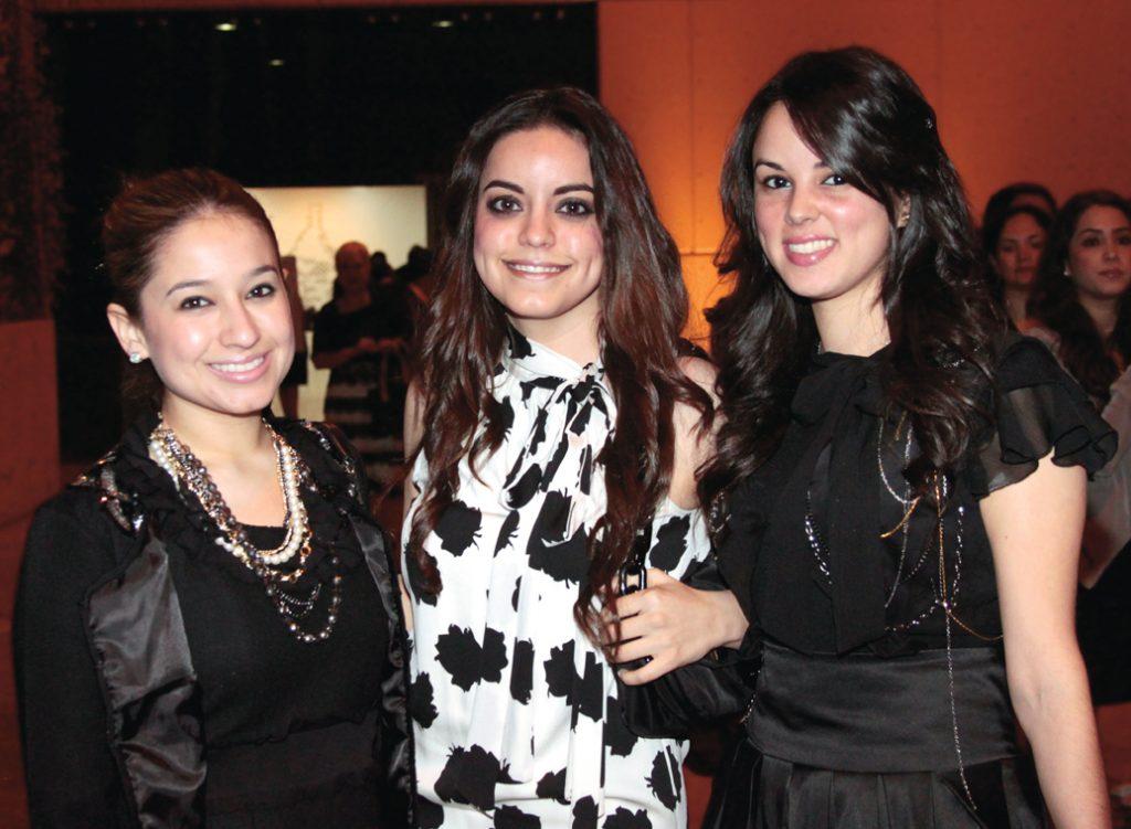 Alexa Perez, Aracelli Lozano and Adriana Montijo.JPG