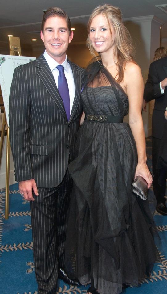 Alexander Grosvenor and Katie Kuppelweiser