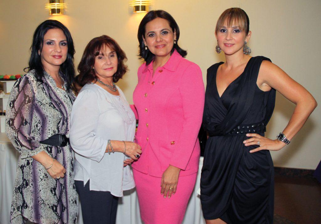 Alexandra Gallardo, Alejandra Berlanga, Griselda Arellano y Veronica Bustamante.JPG