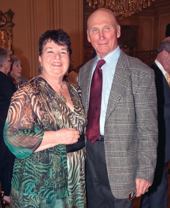 Alexandra Pearson and Paul Meschler