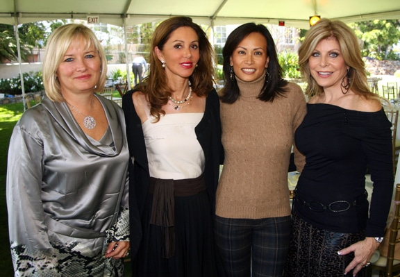 Alexis Fowler, Joanne Azera, Lena Evans and Doreen Roohanipur.JPG