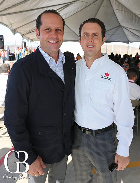 Alfonso Camarena y Salvador Gutierrez