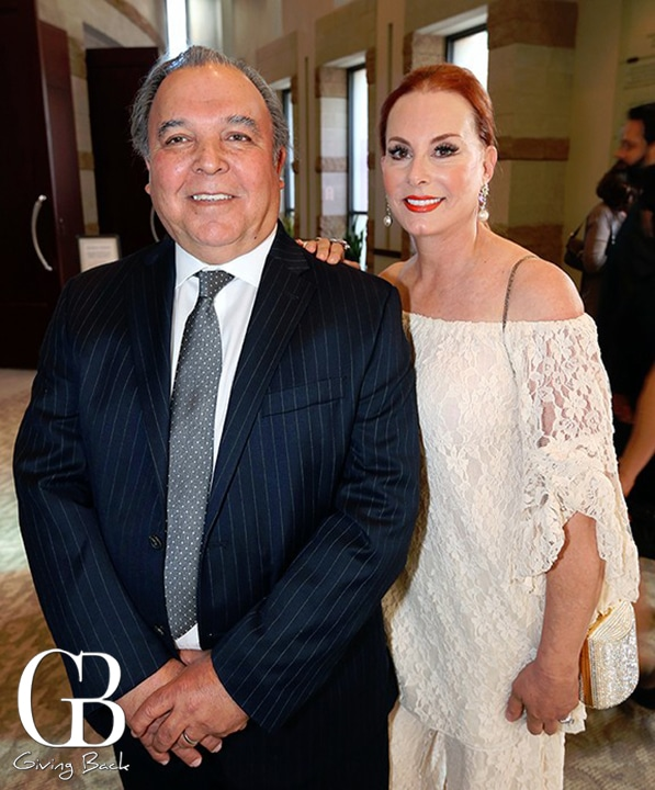 Alfonso and Anna Maria Navarro