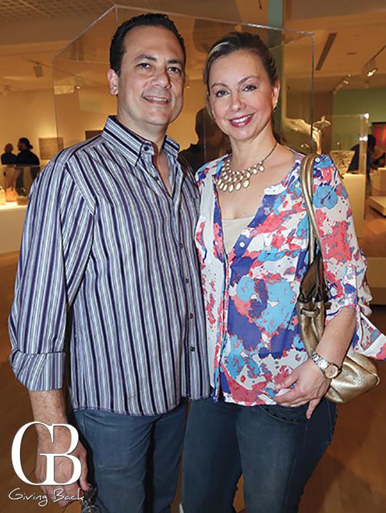 Alfredo and Yanula Ramirez
