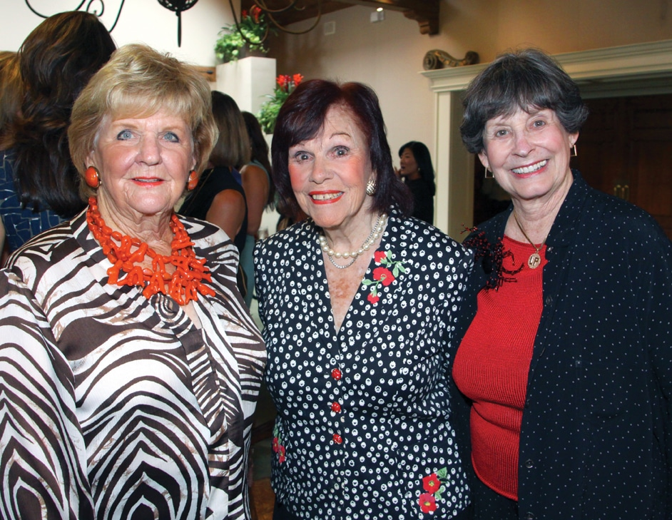 Alice Cavanaugh, Jo Bobbie MacConnell and Berneice Copeland +.JPG