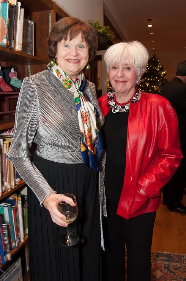 Alice Diamond and Joyce Axelrod