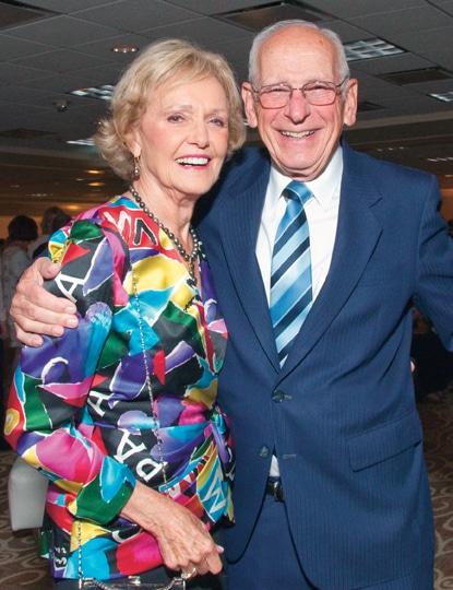 Alice Reinig and Norm Schoenfeld