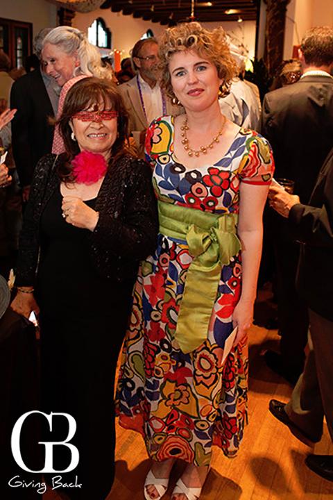 Alice Prana and Maura Walters
