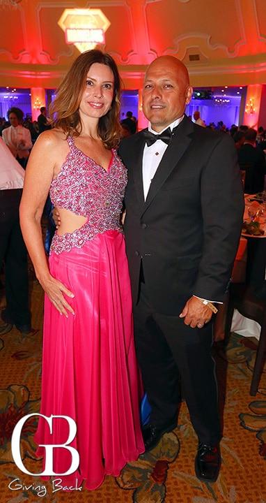 Alicia Rodriguez and Scott Coronel
