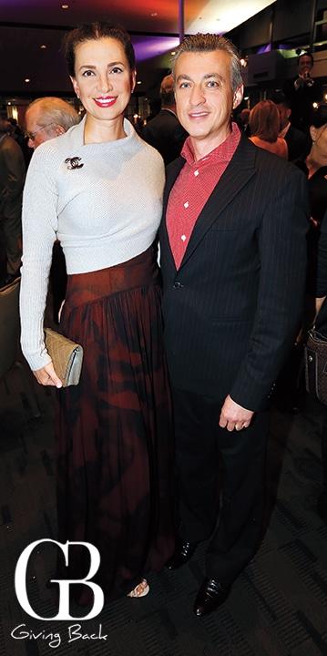 Alina and Mark Katz
