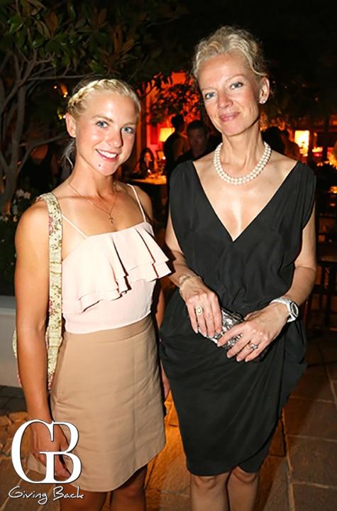 Alisa Diomin and Elizabeth Diomin