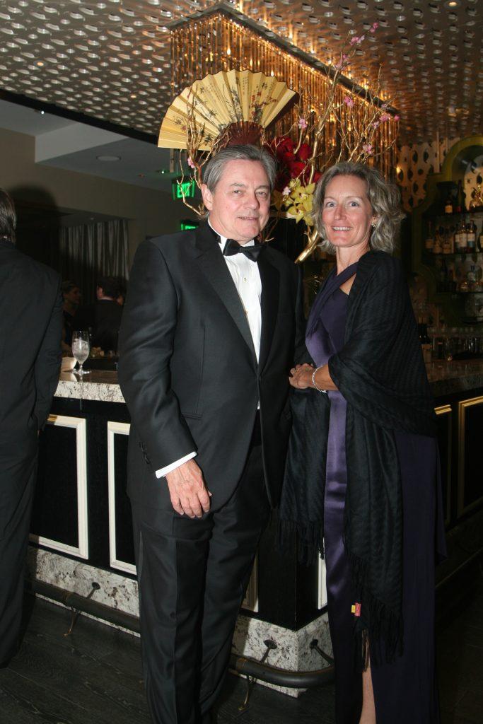 Allan and Jennifer Lonbom