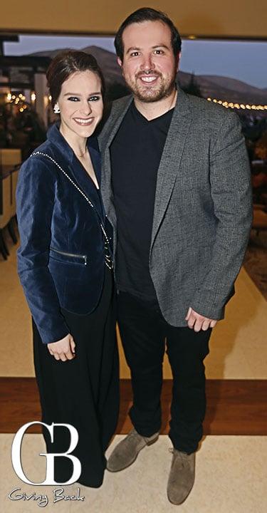 Allegra Sonza y Alejandro Gratianne