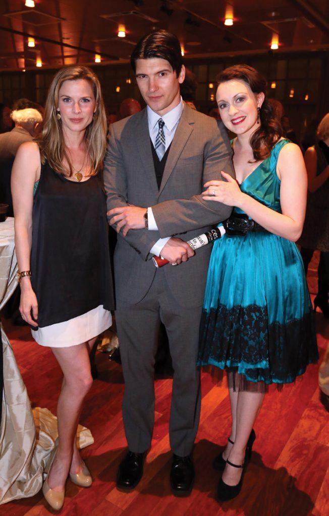 Allison Spratt Pearce, Jacques Mitchell and Catherine Walker.JPG
