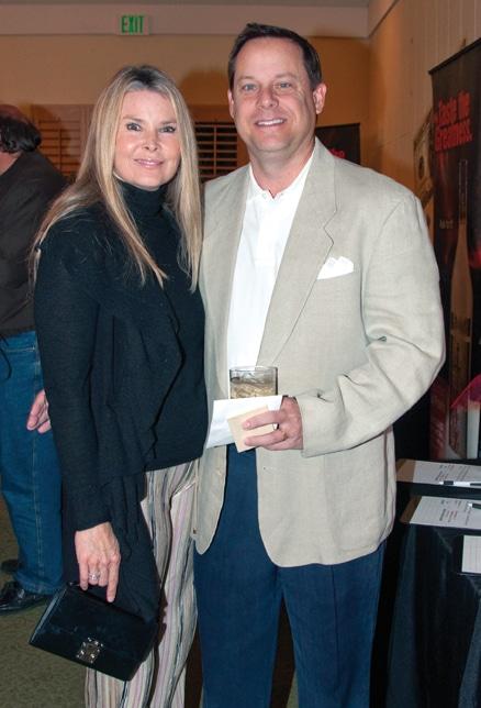 Allison and Scott Stratton