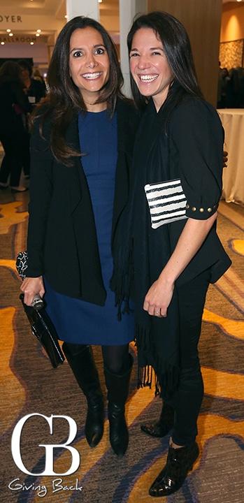 Allison Mandelbaum and Nicole Ludwig