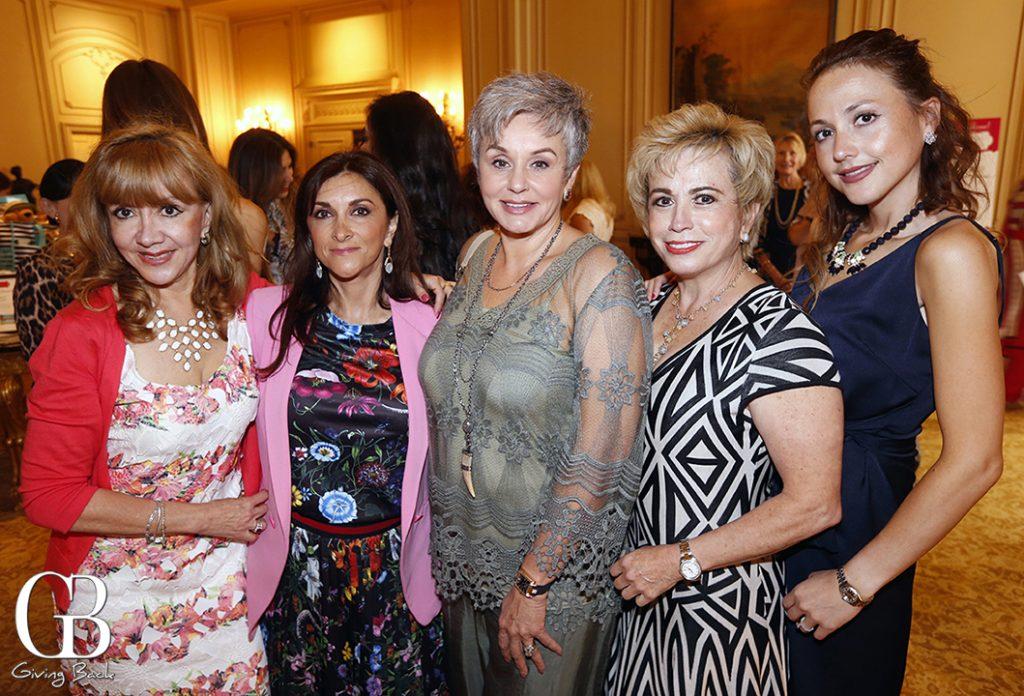 Alma Del Bosque  Karla Stanford  Teresa Campbell  Sylvia Gardon and Danett Gardon