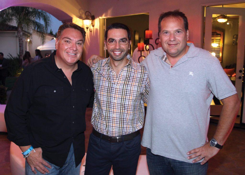 Alvaro Bello, Alberto Moel y Sebastian Chaitas.JPG