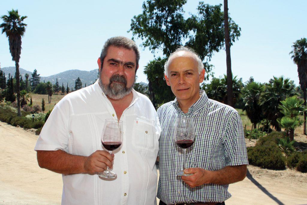 Alvaro Ptacnik y Billy Wollrich +.JPG