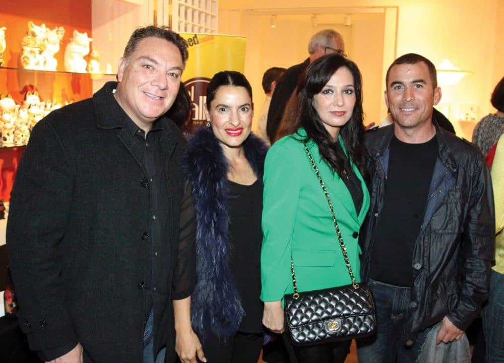 Alvaro y Saida Bello con Erika y Gregorio Martinez.JPG