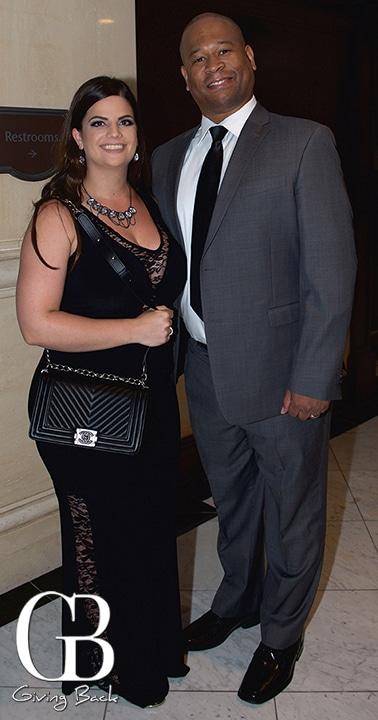 Alyssa and Clifton Slater