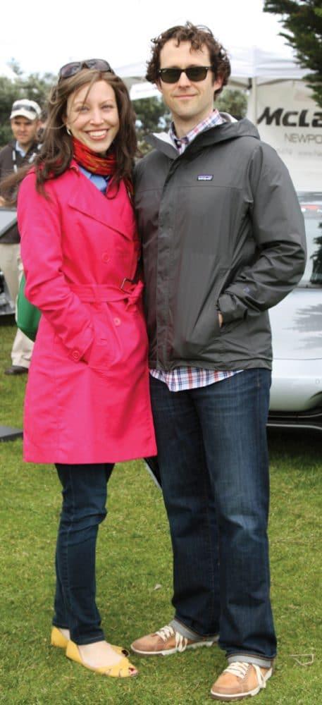 Amanda Sexton and Andrew Graf
